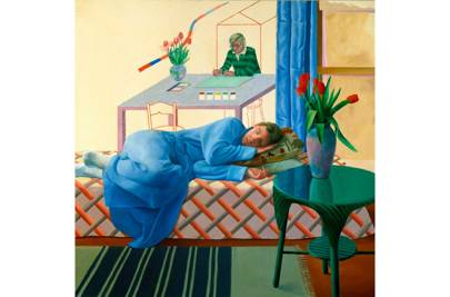 David Hockney at Tate Britain