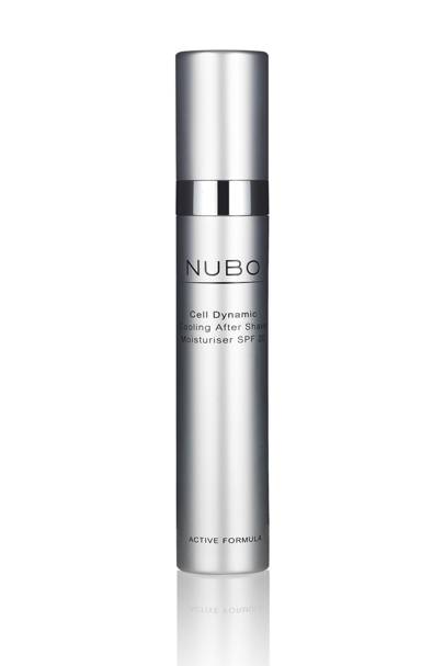 Cell Dynamic Cooling Aftershave Moisturiser SPF20 by Nubo