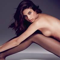 Sara Sampaios Calzedonia nude tights campaign - Girls
