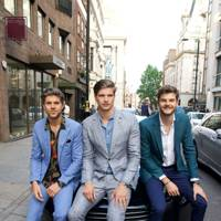 Duncan Kennedy, Toby Huntington-Whitley and Jim Chapman