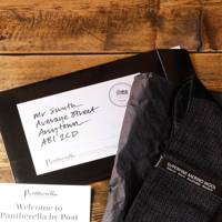 Pantherella sock subscription