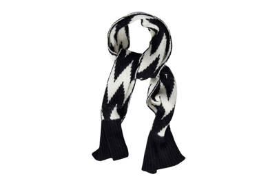 Ami Zigzag scarf