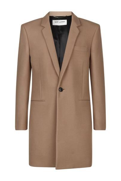 Tailored coat by Saint Laurent