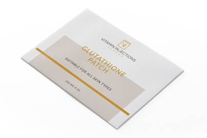 Glutathione Vitamin Patches by Vitamin Injections London