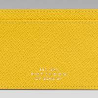 Smythson Panama card holder