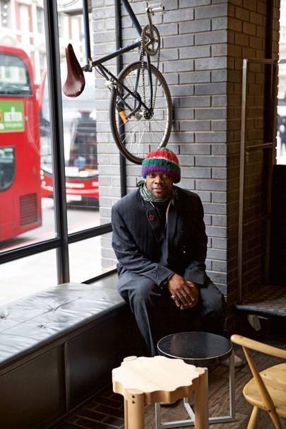 Jude Nwimo, stylist