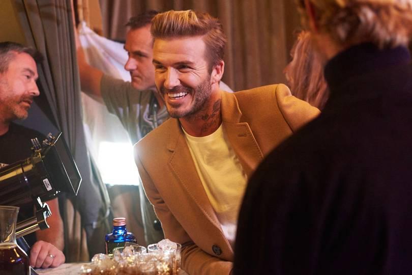 David Beckham Talks Tattoos Hair Football His Kids And