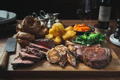 Best Roast Dinner In London Five Of The Very Best