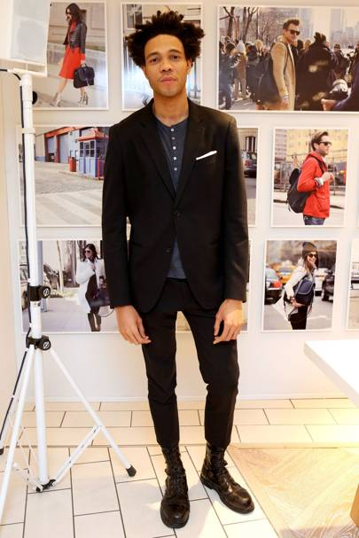 31. Charlie Casely-Hayford