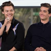 Harry Styles and Fionn Whitehead