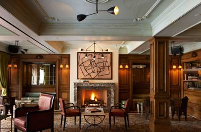 34. The Marlton Hotel, New York