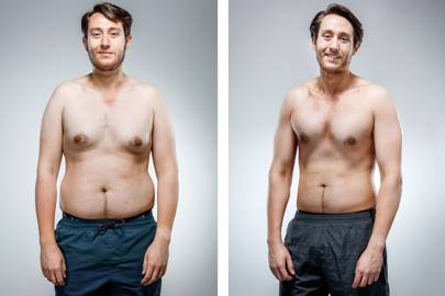 How To Lose Belly Fat Fast 12 Week Fitness Plan British Gq