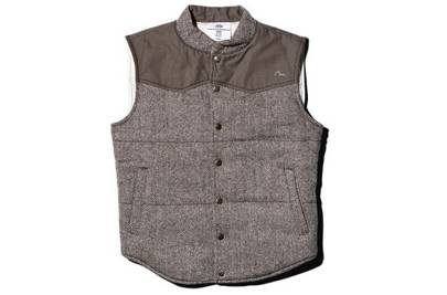 How to wear gilets