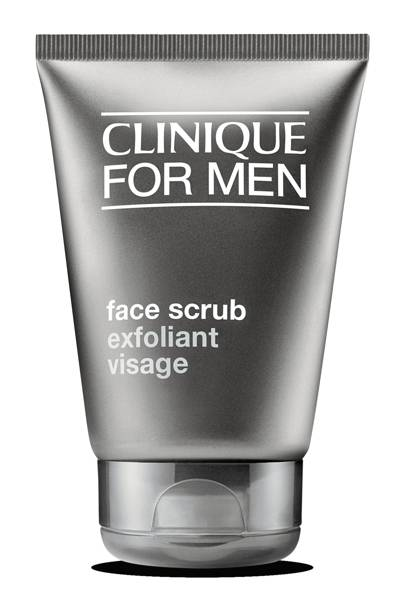 Face scrub by Clinique