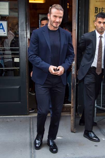 28. David Beckham