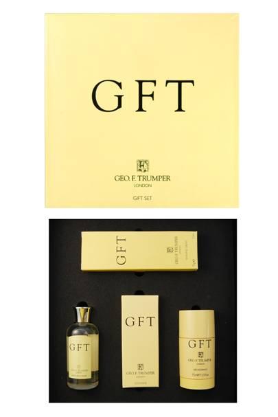 Geo F Trumper Gift Box
