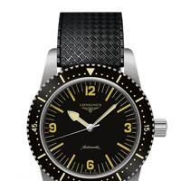 Heritage Skin Diver by Longines