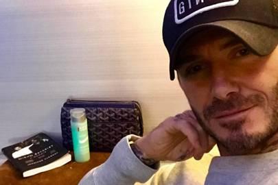 a6816b51705 How to travel like David Beckham