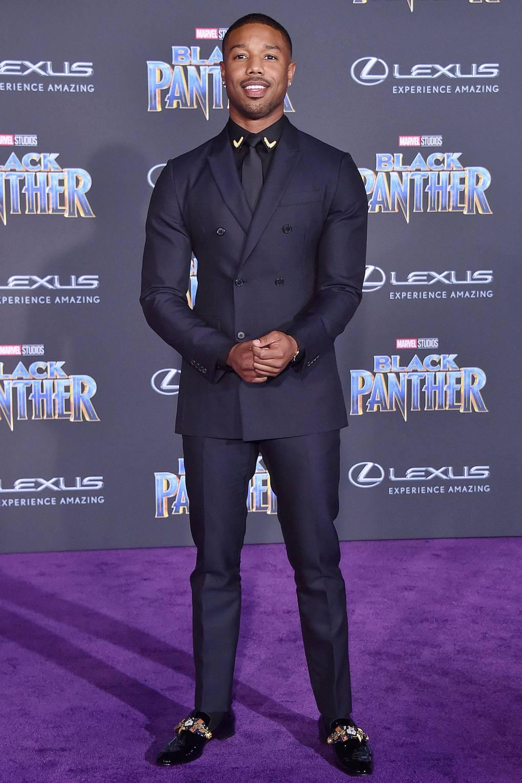71cac03c093 Black Panther world premiere: Best-dressed men | British GQ