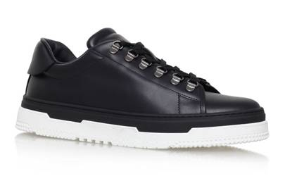 Trainers with rugged details