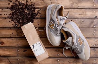New Balance x J Crew 'The Cortado' sneakers