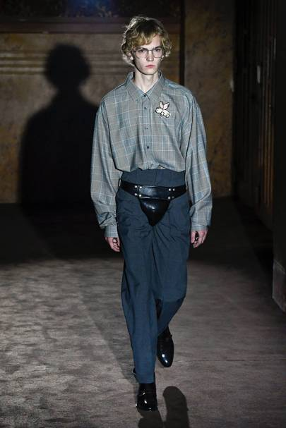 578aeefd Gucci Spring/Summer 2019 Ready-To-Wear show report | British GQ