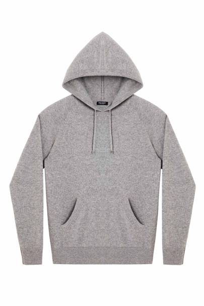 Ron Dorff cashmere hoodie