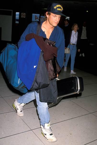 Woody Harrelson, 1993