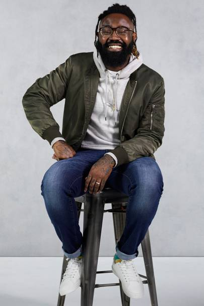 Mikill Pane, rapper and writer