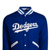 New Era Brooklyn Dodgers varsity jacket