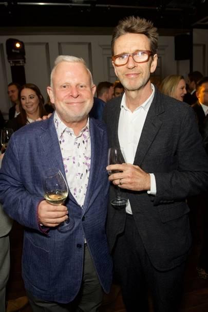 Richard Vines and Oliver Peyton