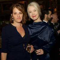Tracey Emin and Justine Simons
