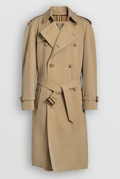 fa36d26dca6b Burberry Westminster Heritage Trench Coat