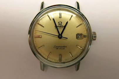 How to restore a vintage watch