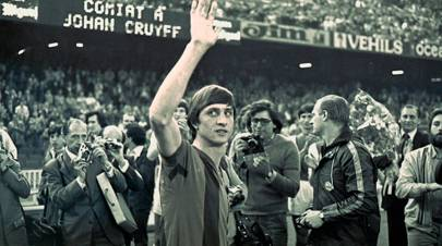 Johan Cruyff to Have Barcelona's New Training Ground Stadium Named After Him