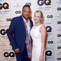Michael Caines and Pippa Whitely