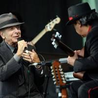 Leonard Cohen (1934-present)