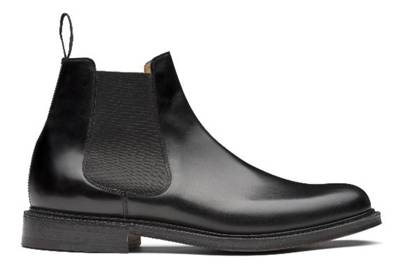 Polished Binder Chelsea boot by Church's