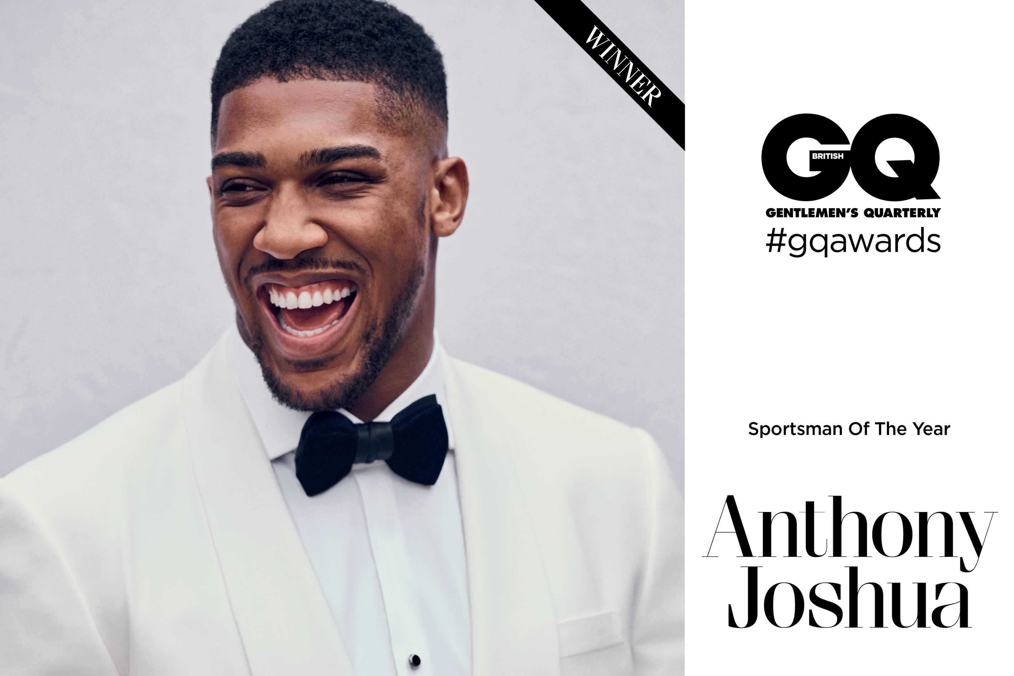 All the winners of the GQ Men of the Year Awards 2017 | British GQ