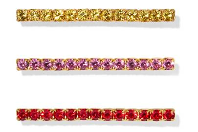 Jennifer Behr 'Fete' crystal hairpins