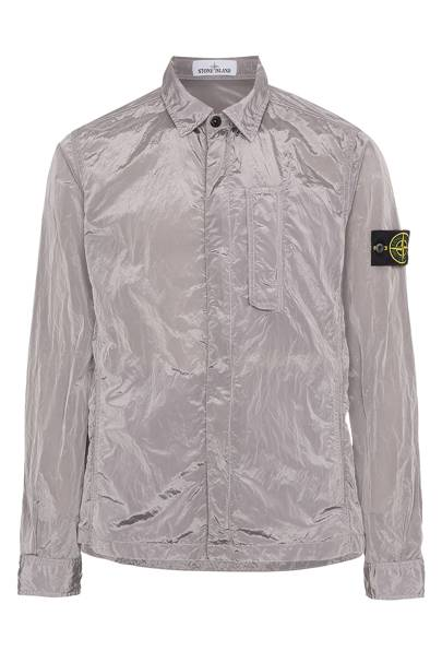 Metal overshirt by Stone Island