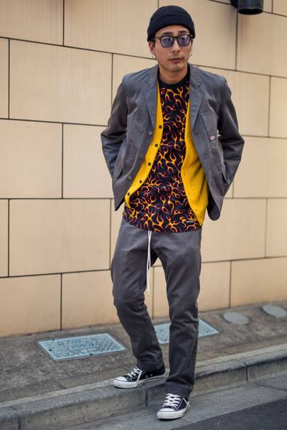The Strongest Street Style From Tokyo Fashion Week Autumn Winter