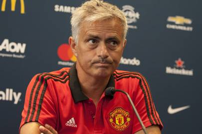 Man Utd Confident Of Signing £48m Attacker As Mourinho Eyes Triple Swoop