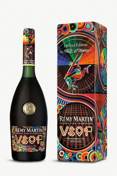 Rémy Martin x Matt W Moore VSOP Champagne Cognac