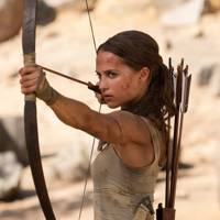 Tomb Raider - in UK cinemas from Friday 16 March