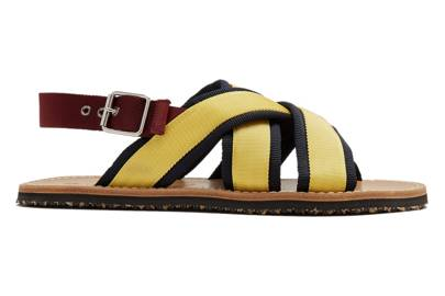 Crossover sandals by Marni
