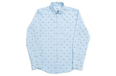 Portuguese Flannel 'Colmeia' shirt