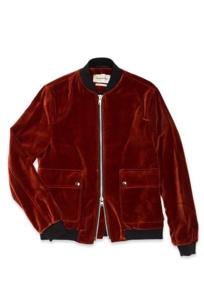 Oliver Spencer 'Bermondsey' bomber jacket