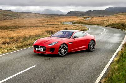 Jaguar F-Type Ingenium petrol is its most powerful four-cylinder ever