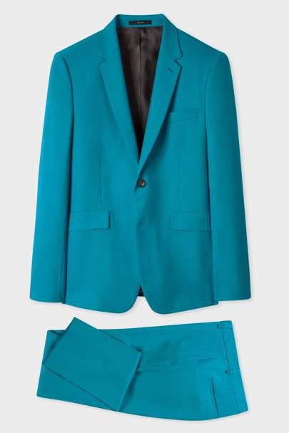 The Kensington suit by Paul Smith